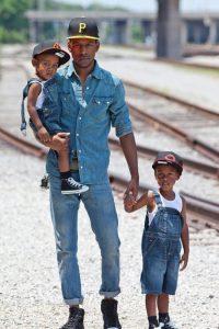 Ballade avec ses enfants